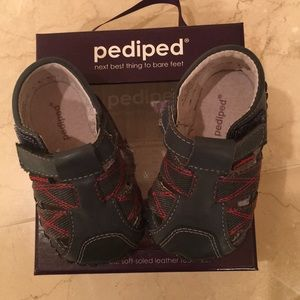Pediped baby boy sandal